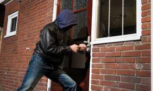 Статья незаконное проникновение на частную собственность