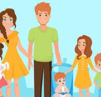 Все льготы многодетным семьям