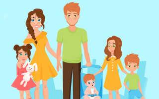 Какие льготы предоставляются многодетным семьям