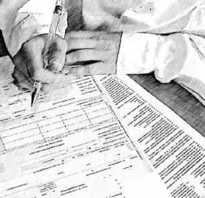 Исправления в больничном листе медицинским учреждением
