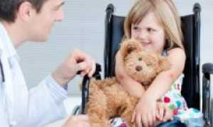 Дают ли инвалидность при зпр у детей