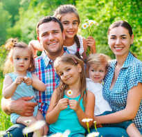 Бесплатный проезд для многодетных семей