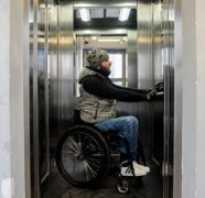 Виды подъемников для инвалидов